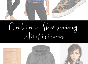 My Online Shopping Addiction