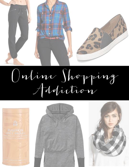 My Online Shopping Addiction