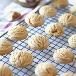 Tray of Biscoff Cloud Cookies