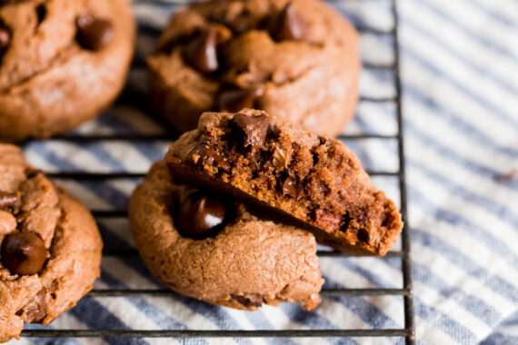 Easy chocolate pudding cookie recipe