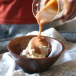 Pumpkin SPice Caramel Sauce..Simple and one of the most delicious things I have ever eaten!!!