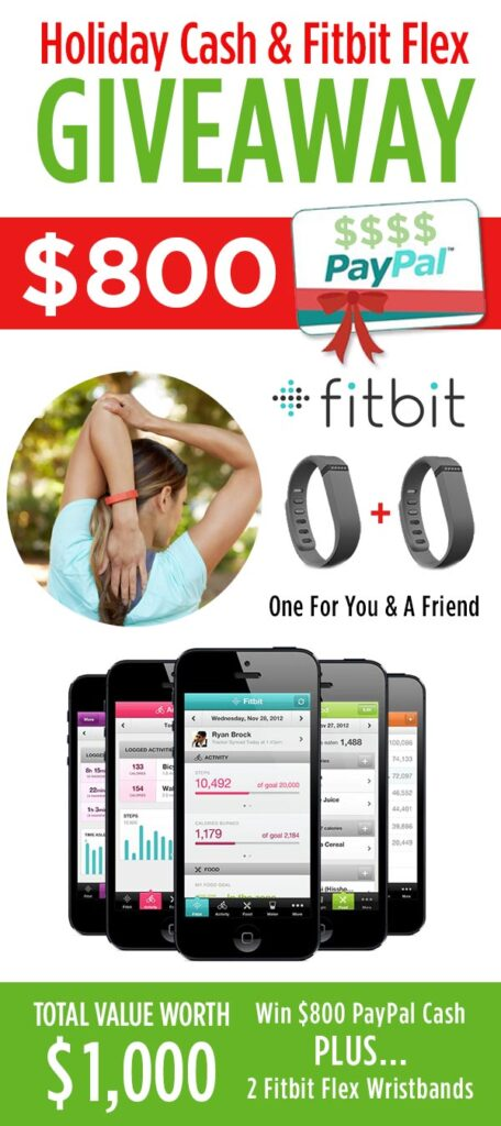 Holiday-Cash-Fitbit-Flex-Giveaway