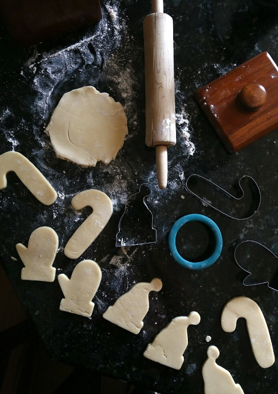 How to make cream cheese cut out sugar cookies