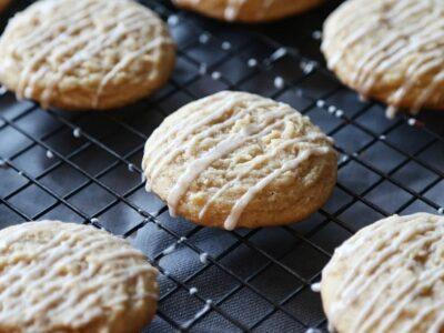 Soft Brown Sugar Spice Cookies