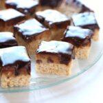 Cookie Dough Rice Krispie Treats