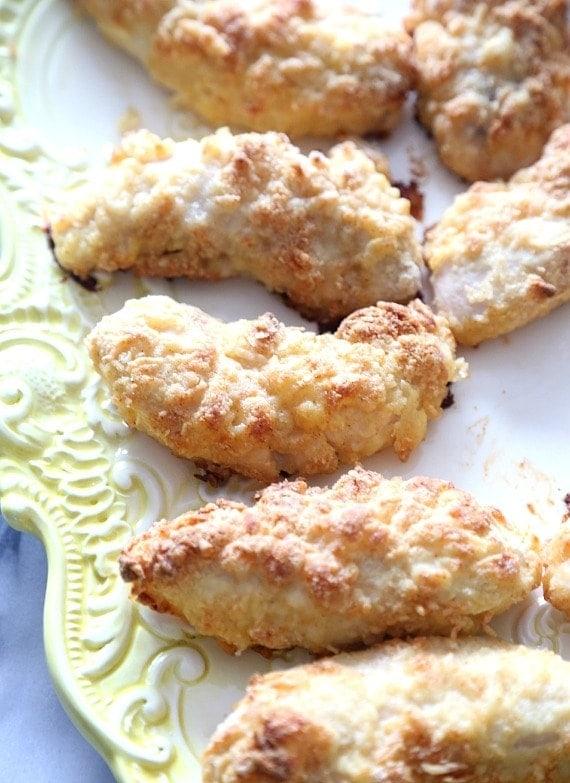 Ultimate Chicken Tenders! SUper easy recipe using Bisquick!