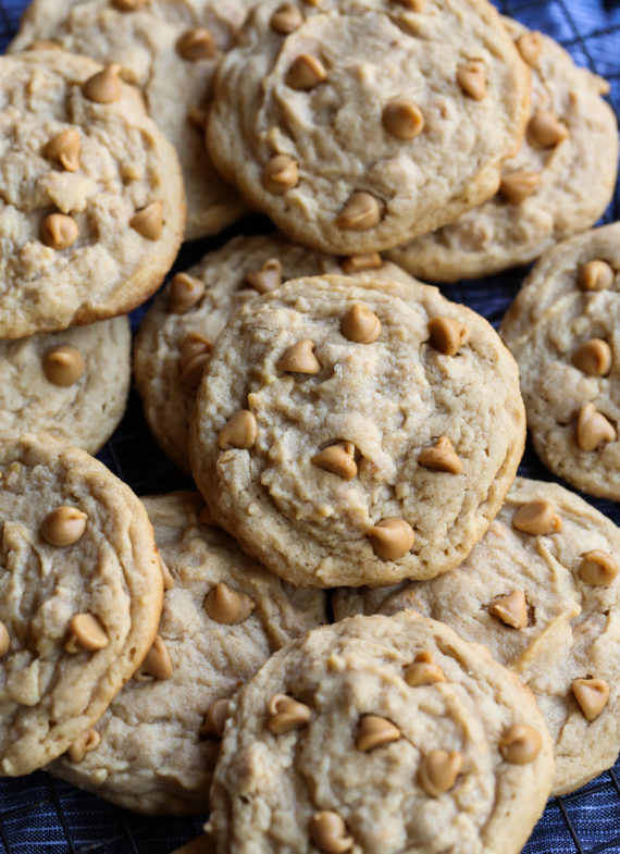 My Soft Peanut Butter Cookiies are the best peanut butter cookie recipe ever!
