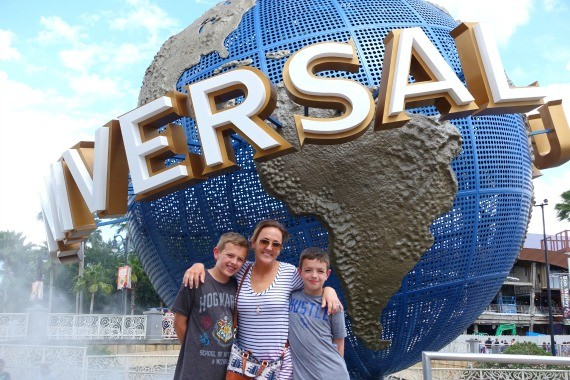 Our stay at Universal Orlando