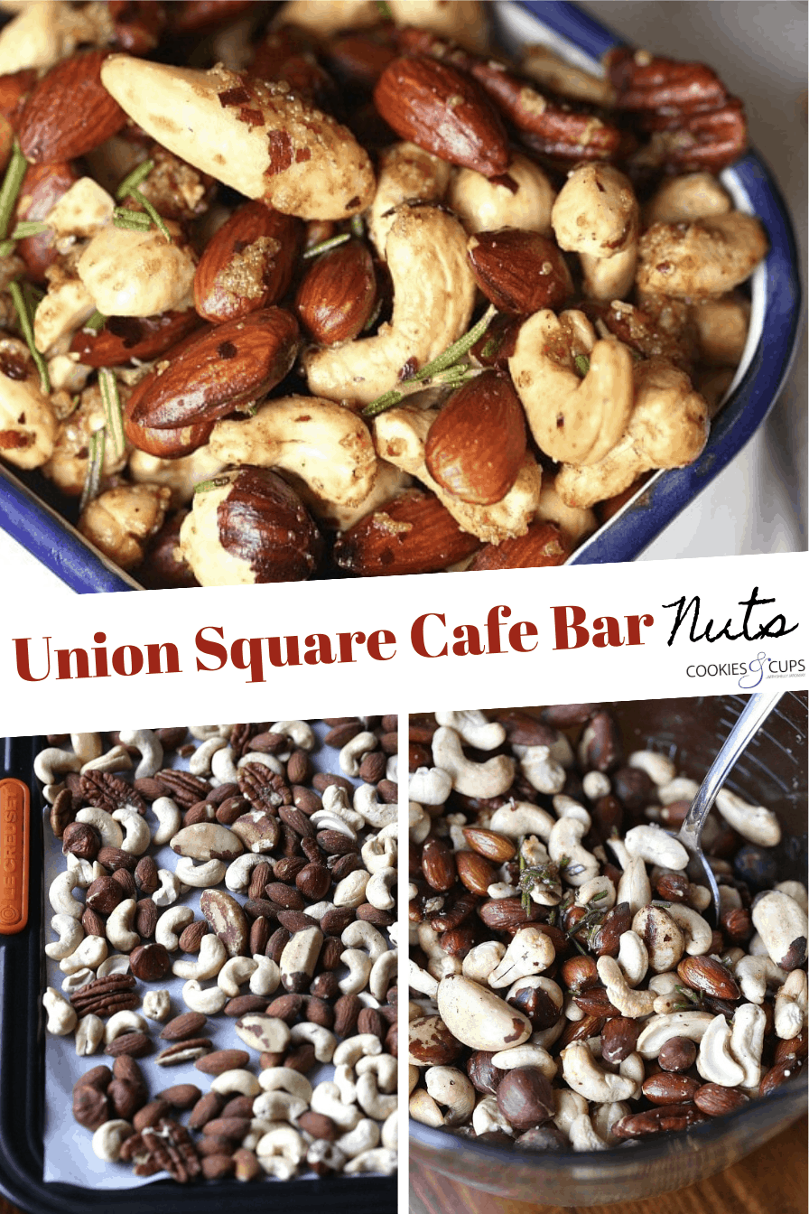 Pinterest Image for Union Square Cafe Bar Nuts