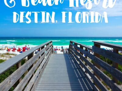 Sandestin Golf and Beach Resort Vacation