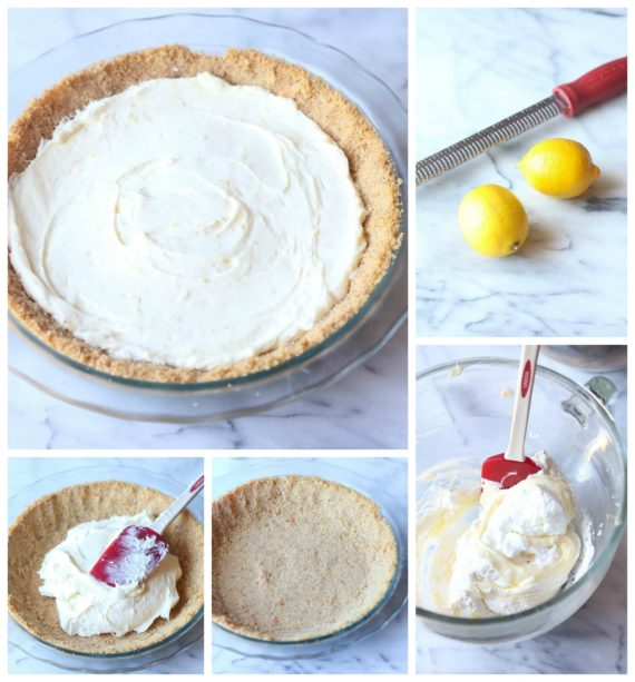 How To Make Lemon Cream Pie