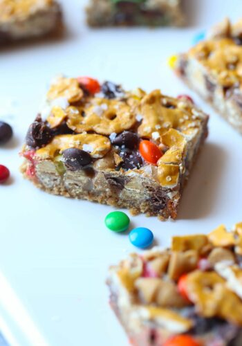 These are called PMS Bars and they are EVERYTHING! Salty/Sweet perfection!