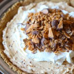Image of a Butterfinger Pie