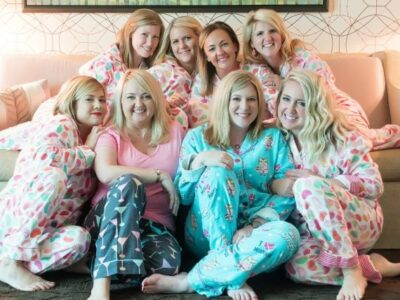 Las Vegas Four Seasons Girls Trip