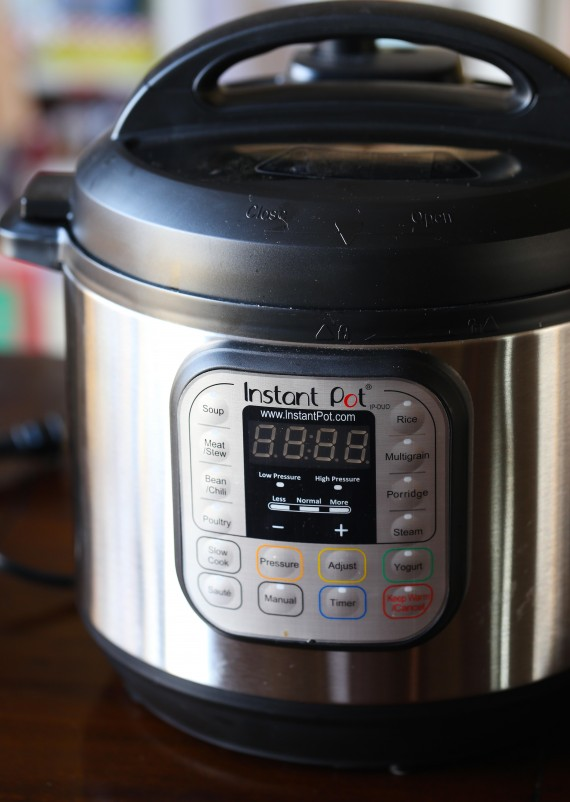 Love my Instant Pot!