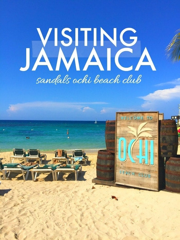 My Trip Jamiaca | Sandals Ochi Beach Club