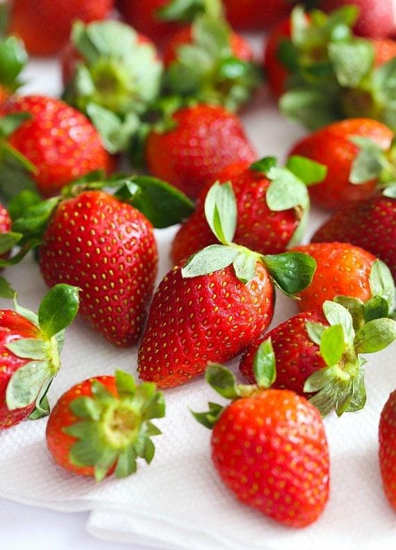 Strawberry Buckle Recipe