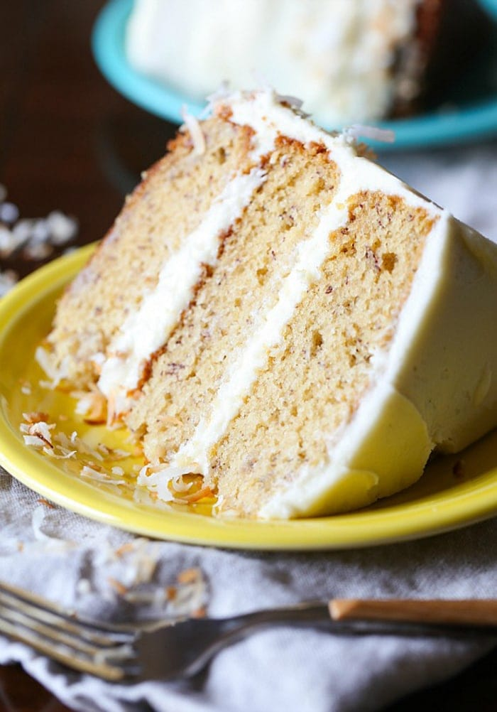 Best Banana Cake Icing Recipe