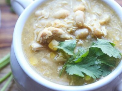 Image of Salsa Verde White Chicken Chili