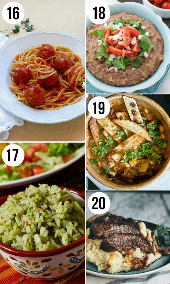 25 Simple & Delicious Instant Pot Recipe Ideas