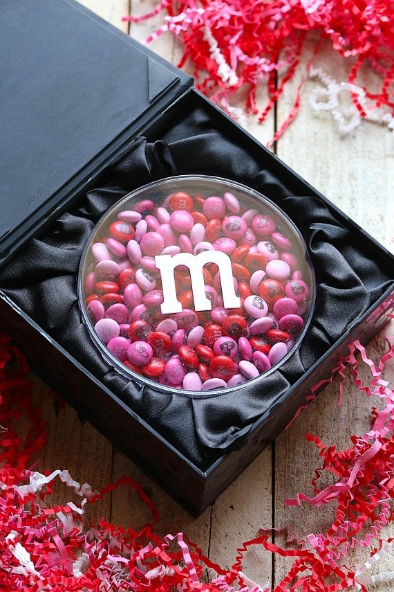 MY M&M Valentine's Day M&M'S #MySweetValentine #MyMMS