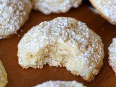 Image of Potato Chip Shortbread Cookies