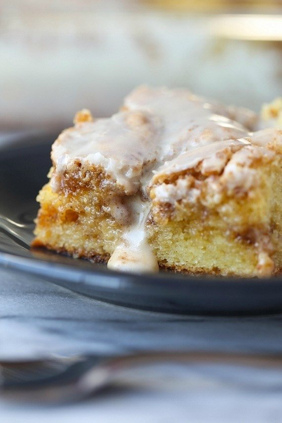 Easy Cinnamon Roll Cake A Quick And Delicious Cake Recipe
