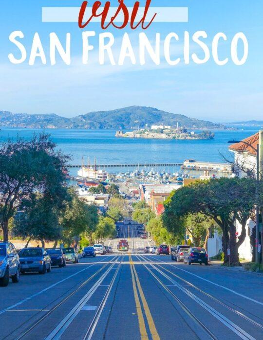 Travel to San Francisco www.cookiesandcups.com
