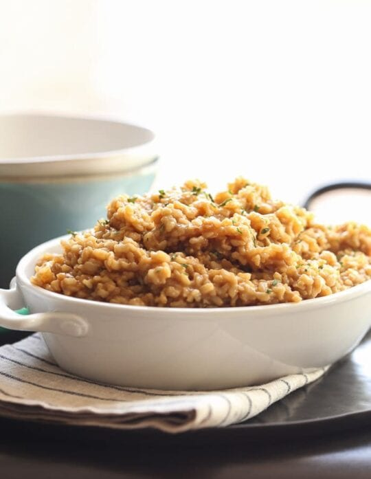 Instant Pot Butter Rice