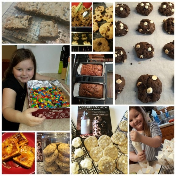 Baking from The Cookies & Cups Cookbook! #TheCookiesandCupsCookbook