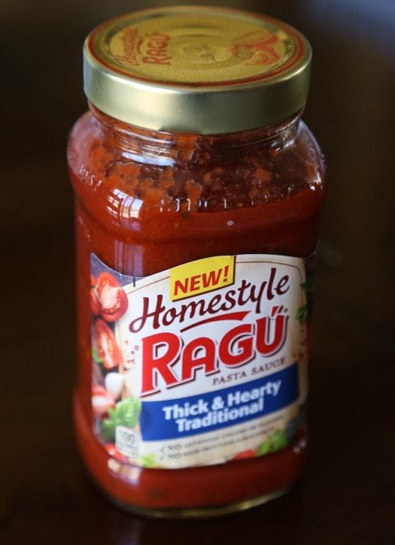 Homestyle Ragu