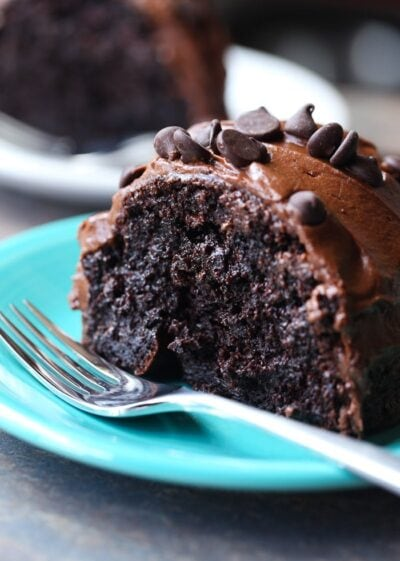 Ridiculous Chocolate Cake is the BEST chocolate cake recipe