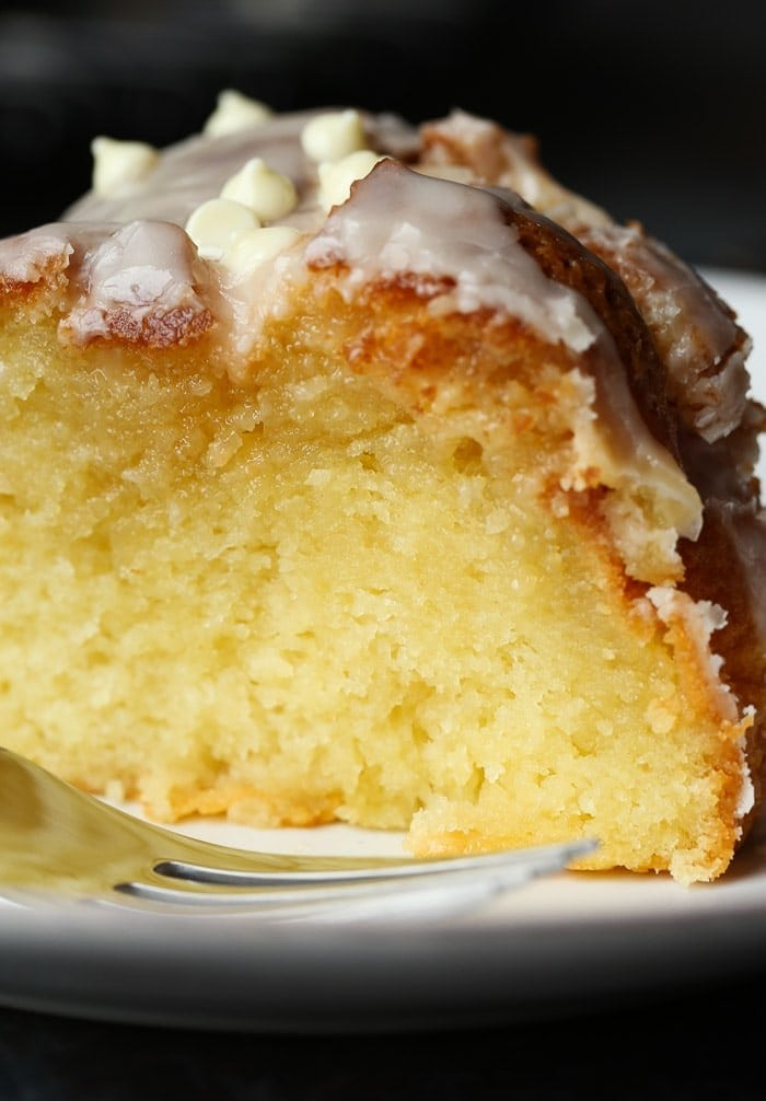 The Most Ridiculous Vanilla Cake Seriously Softest Moist EVER