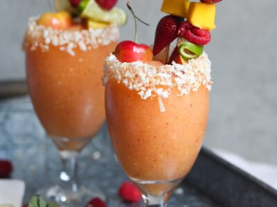 Image of Frozen White Sangrias