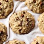 Chocolate Chip Cranberry Oat Cookies