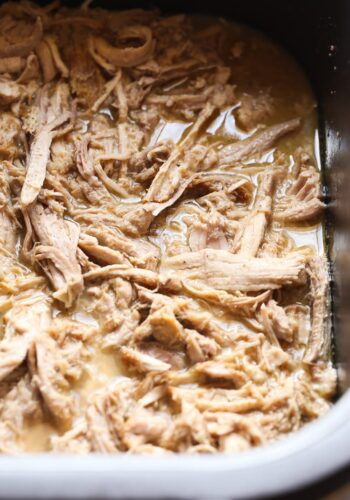 Crock Pot Cuban-Style Pork... such an easy weeknight meal!
