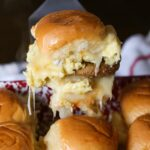 Maple Sausage Breakfast Sliders