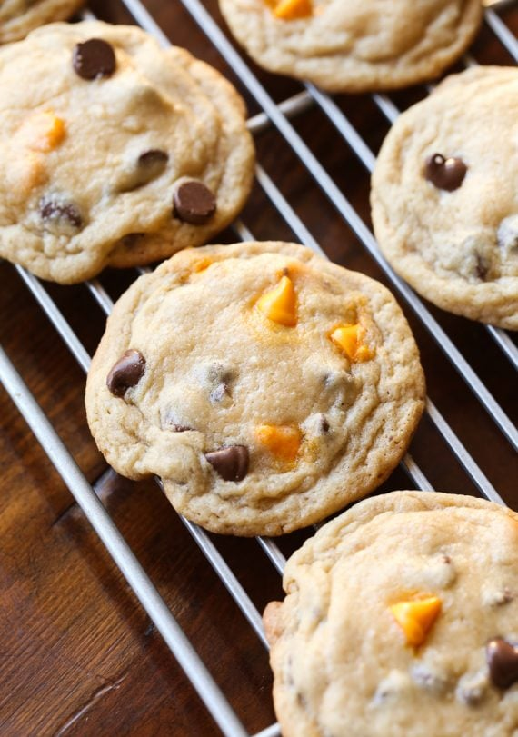 Paranormal Pretzel Cookies