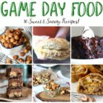 Need a few ideas for Game Day eats? I've got tons of appetizers, meals and sweet treat ideas for you!