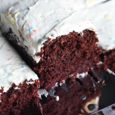Cookies And Cups Wacky Cake