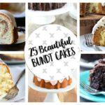 25 Delicious Bundt Cakes