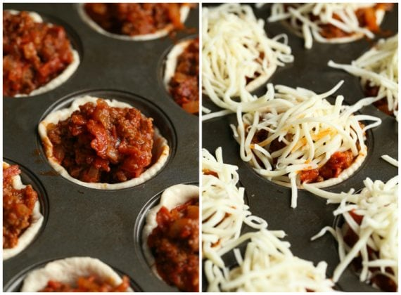 Pizza Muffins! A quick 30 minute meal that your family will love!