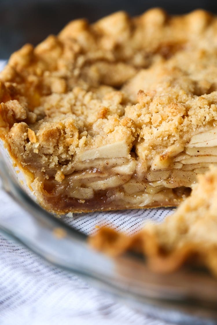 Chai Apple Pie Recipe