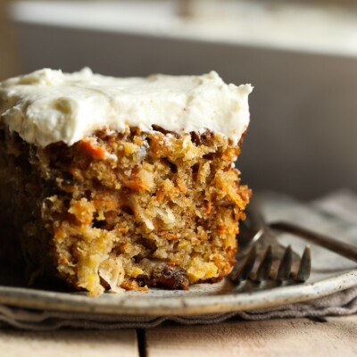 Travel With Carrot Cake