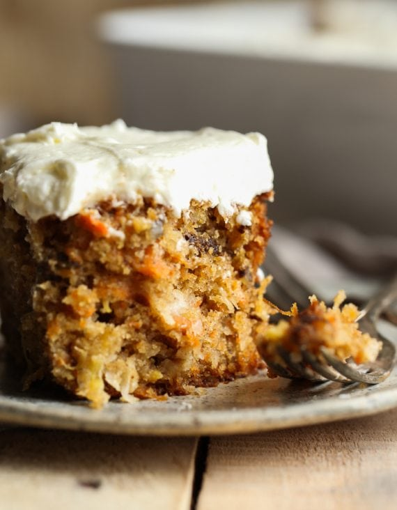 Perfect Carrot Cake is the best carrot cake recipe ever!