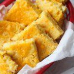 Image of Creamy Cheesy Cornbread