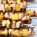 Image of Chicken Pineapple Skewers