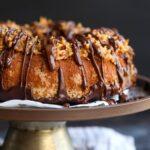 Samoas Bundt Cake