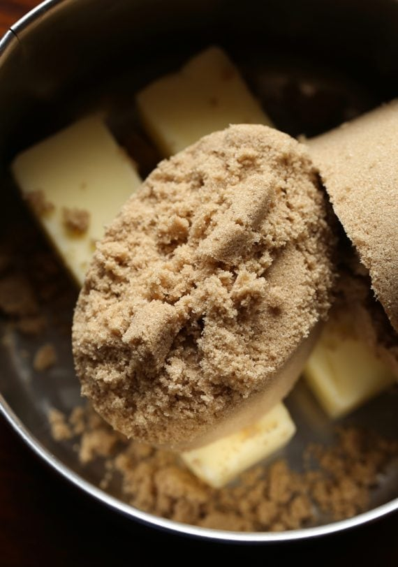 Easy Brown Sugar Frosting For Cakes Homemade Frosting Recipe