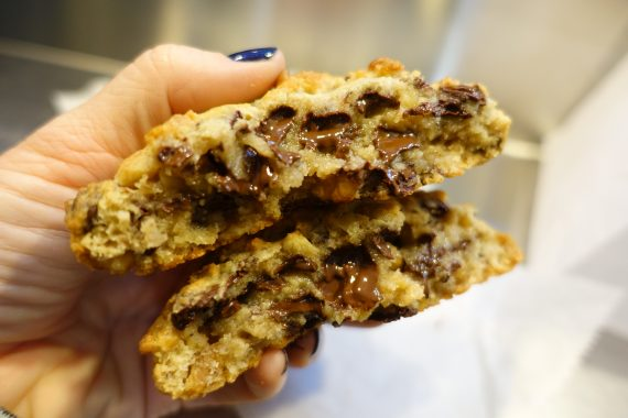 NYC MUST: Levain Bakery